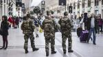 Francia realiza impresionante despliegue por temor a atentados - Noticias de avenida peru