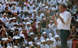 Humala: Somos los primeros autocríticos de este gobierno