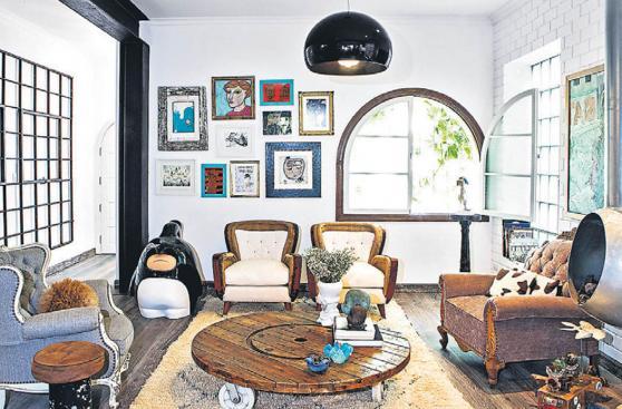 Realza tu sala con colores que pongan una cuota de vida ...