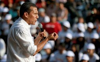 Humala afirma que estado de emergencia trajo buenos resultados