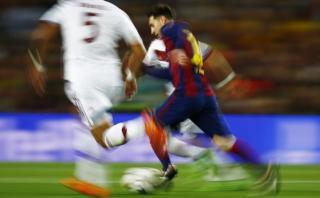 Messi y su increíble jugada que es la mejor del 2015 [VIDEO]