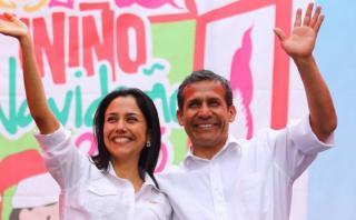 Nadine Heredia: defensor le pide no ir a actividades de Humala