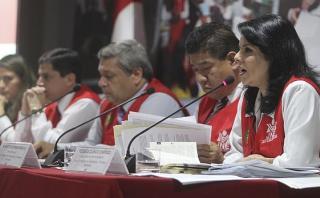 JEE evalúa informes de Acuña y García por uso de universidades