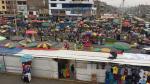 Año Nuevo: ambulantes informales generan caos y tráfico en Lima - Noticias de prolongacion javier prado