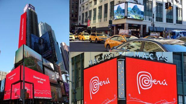 Marca Perú llegó a Nueva York para fiestas de fin de año