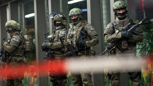 La Policía de Múnich había anunciado que no aumentaría las medidas de seguridad en esta ciudad de Alemania. (Foto: AFP)