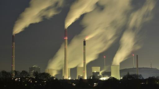 El calentamiento global, como el que preocupa en la actualidad a muchos científicos, parece haber sido la causa de la Gran Mortandad. (BBC)