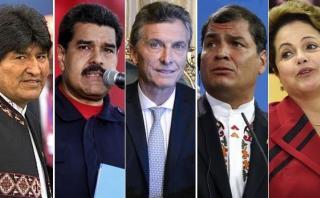 Lo que se viene en el 2016: El nuevo rumbo de América Latina