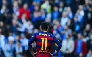 Ex directivo del Barcelona denuncia racismo contra Neymar