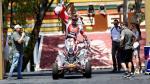 Rally Dakar 2016: la partida de pilotos peruanos en Argentina - Noticias de belen rueda
