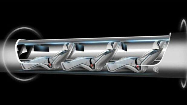 ¿Será el Hyperloop el sistema de transporte del futuro? (Foto: Reuters)