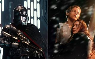 """Star Wars"": ""The Force Awakens"" superó taquilla de ""Titanic"""