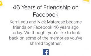 ¿Por qué Facebook envió esta extraña felicitación en Año Nuevo?
