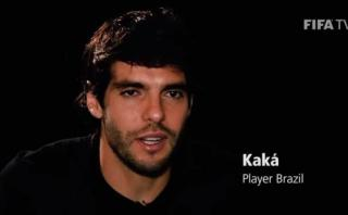 Kaká habló de Neymar y su posibilidad de ganar el Balón de Oro