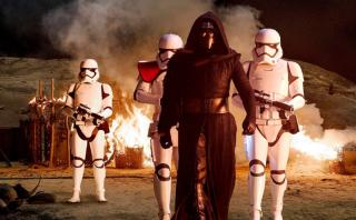 """The Force Awakens"", la más taquillera del 2015 en Inglaterra"