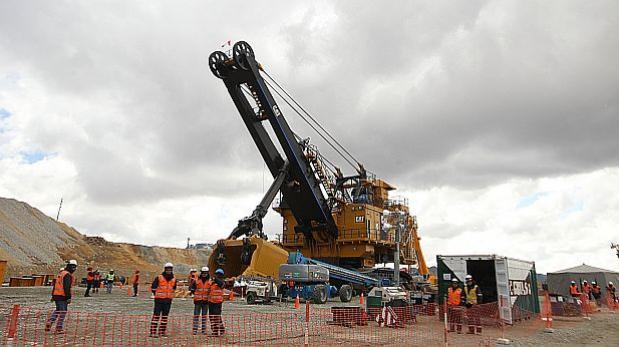 Minería impulsó diversificación de empleo en la zona sur centro