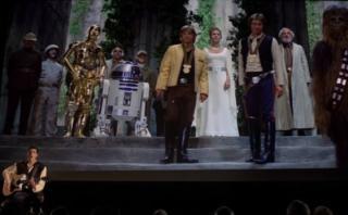 """Musical te hará recordar primera trilogía de """"Star Wars"""""""