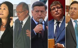 Cinco candidatos expondrán en conferencia anticorrupción