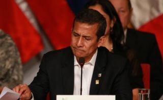 JEE: Ollanta Humala violó principio de neutralidad electoral