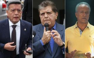 JNE validó alianzas que postulan a Acuña, García y Nano Guerra