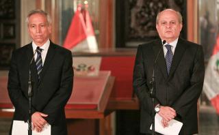 Cateriano: resolución del JEE sobre Humala debe ser rectificada