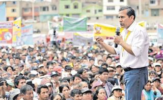 Oposición insta a Humala a que no siga violando neutralidad