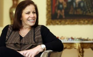 Lourdes Flores: Ollanta Humala no puede ser actor en la campaña