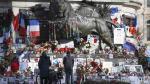 París recuerda a víctimas de Charlie Hebdo a un año de masacre - Noticias de bfm tv