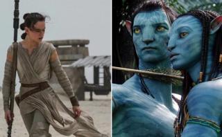 """Star Wars"": ""The Force Awakens"" superó a ""Avatar"" en EE.UU."
