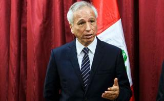 Ministro Vásquez: Ollanta Humala no violó normas electorales