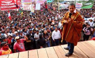Expertos dicen que JEE no violó el derecho de Humala a opinar