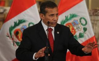 "Humala: ""No permitiré que campaña afecte relación con Francia"""