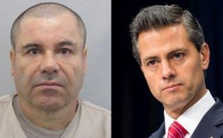 'El Chapo' Guzmán, el narco que puso en jaque a Peña Nieto