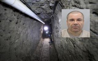 ¿Por qué 'El Chapo' Guzmán es llamado el rey de los túneles?