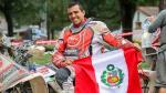 Dakar 2016: Alexis ganó su segunda etapa - Noticias de rafal sonik