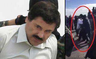'El Chapo' Guzmán: así fue su traslado tras ser recapturado