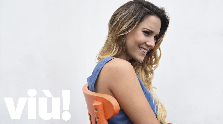 María Gracia Gamarra pasó parte de su niñez entre Chincha, Ica y Lima. Debutó en la TV en el 2007 y entre el 2012 y 2014 coprotagonizó