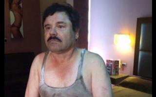Un hotel de carretera, el último lugar al que llegó 'El Chapo'