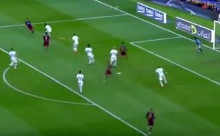Mira el primer pase gol de Arda Turan para Lionel Messi [VIDEO]