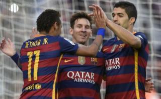 Lionel Messi: mira el hat-trick que anotó con el Barcelona