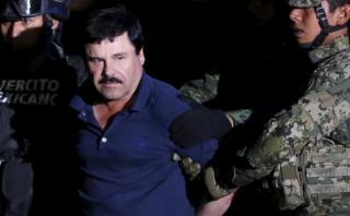 """Guatemala: Captura de """"El Chapo"""" cambiará el narcotráfico"""