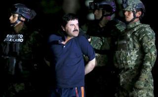 'El Chapo' Guzmán enfrentará proceso de extradición a EE.UU.