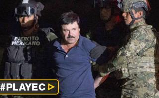'El Chapo' Guzmán regresó al penal del que escapó hace 6 meses
