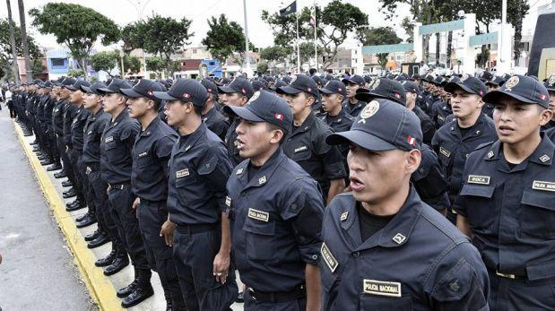 Ministerio del interior polic as de vacaciones apoyar n a for Ministerio interior y policia