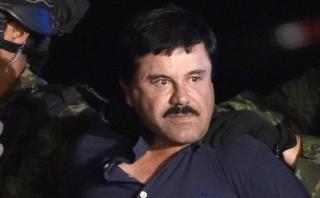 """""""Si 'El Chapo' sigue en México, mantendrá control de Sinaloa"""""""