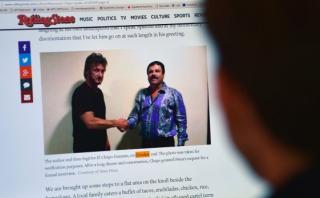 """EE.UU. calificó de """"irritantes"""" las declaraciones de 'El Chapo'"""