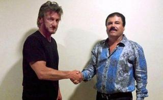 Hijos de 'El Chapo' comentan el encuentro con Penn en Twitter