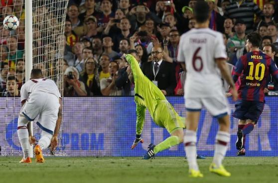Messi y los 10 momentos que marcaron su carrera en el 2015