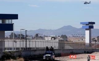 La nueva cárcel blindada con acero para El Chapo Guzmán