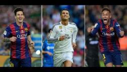 Balón de Oro: radiografía del éxito de Messi, Ronaldo y Neymar